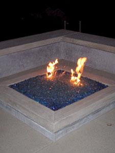 Fire Pit Covers Glass Fireplace Glass Fireglass Glass and ...